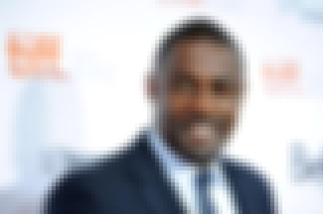 Idris Elba is listed (or ranked) 5 on the list The Halo Cast List, Halo Fantasy Casting