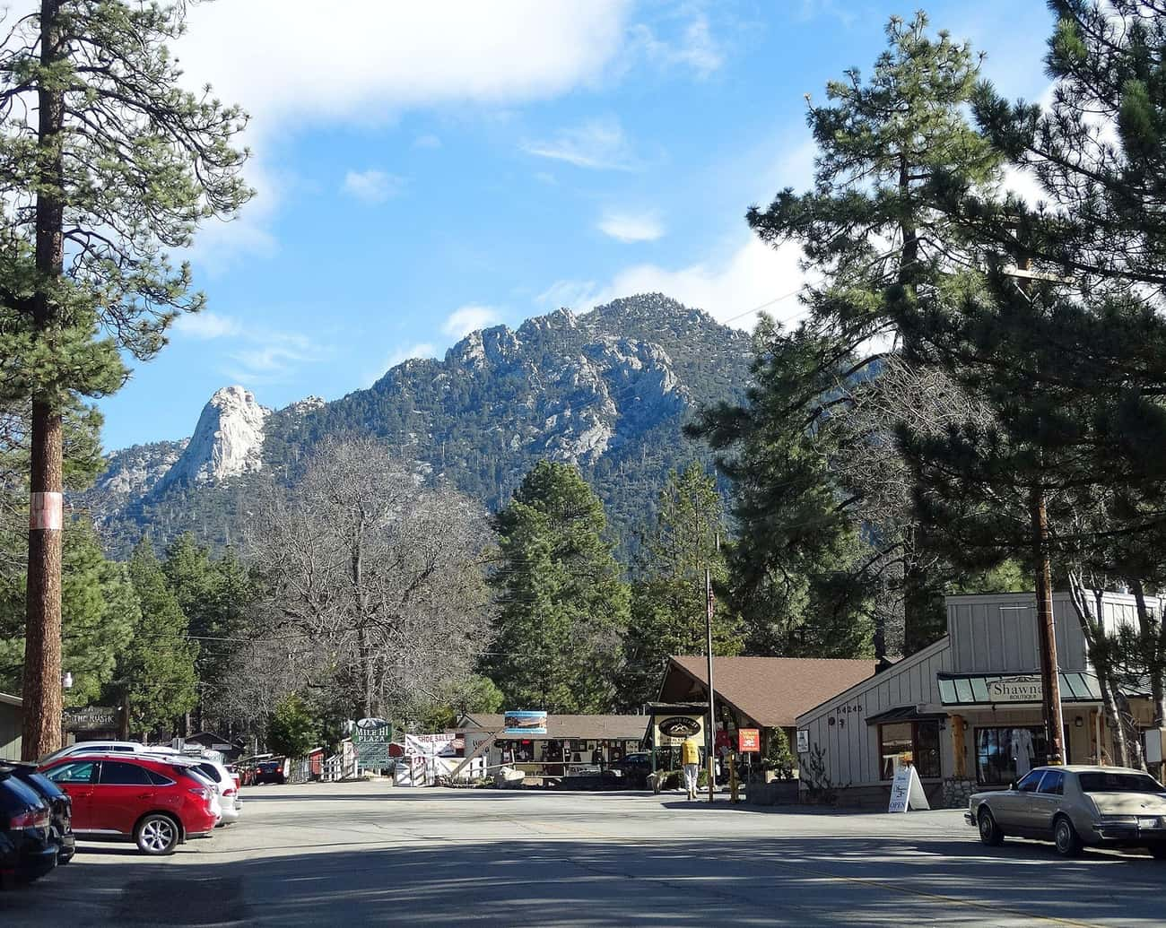 Idyllwild is listed (or ranked) 1 on the list The Best Camping Spots in Southern California