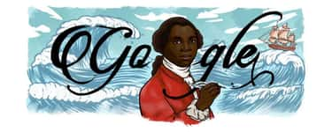 Ignatius Sancho is listed (or ranked) 1251 on the list Every Person Who Has Been Immortalized in a Google Doodle