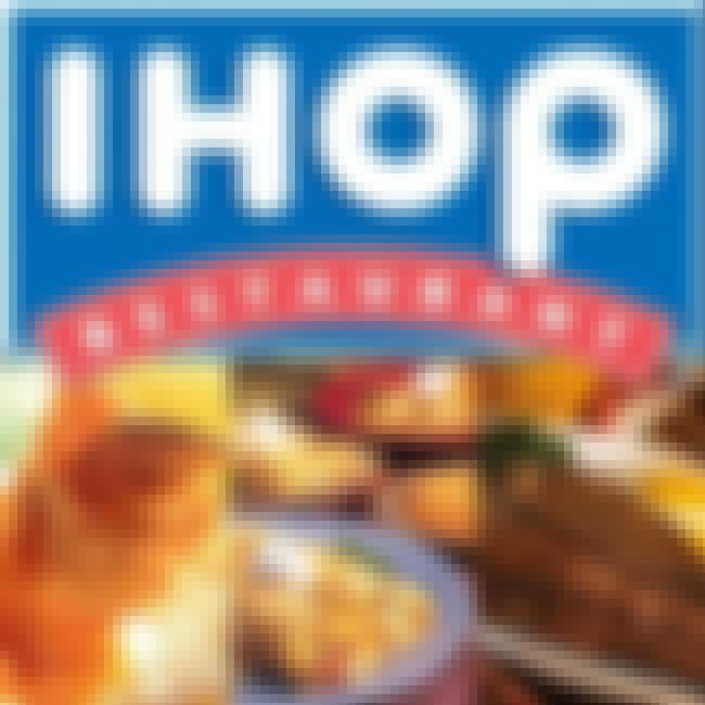 IHOP is listed (or ranked) 6 on the list The Top Restaurant Chains in America