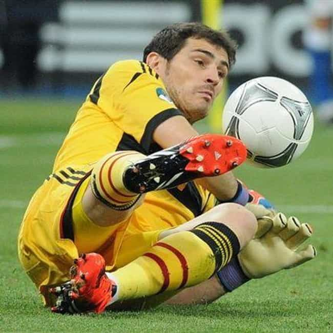 Iker Casillas is listed (or ranked) 1 on the list The Best Real Madrid Goalkeepers Of All-Time
