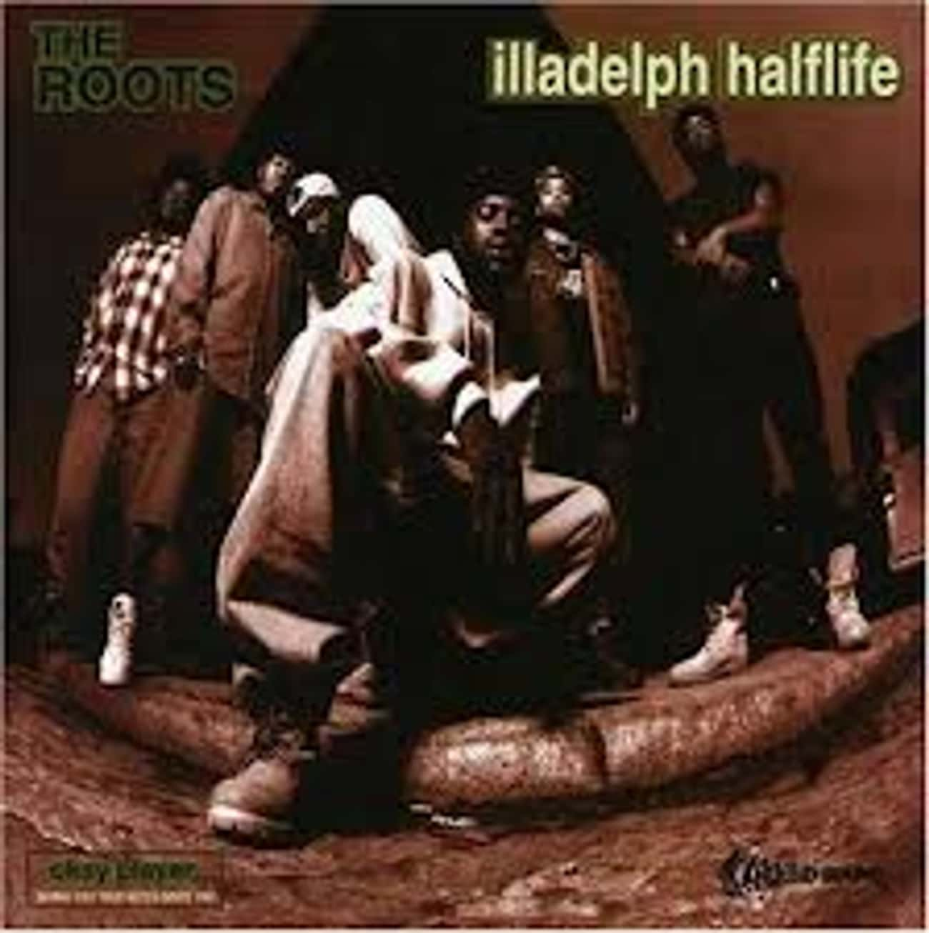 Illadelph Halflife is listed (or ranked) 2 on the list The Best Roots Albums of All Time