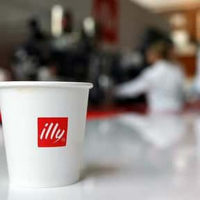 illy is listed (or ranked) 3 on the list The Best Whole Bean Coffee Brands