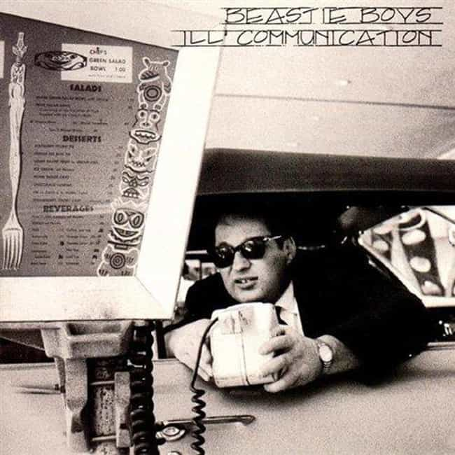 Ill Communication is listed (or ranked) 3 on the list The Best Beastie Boys Albums of All Time