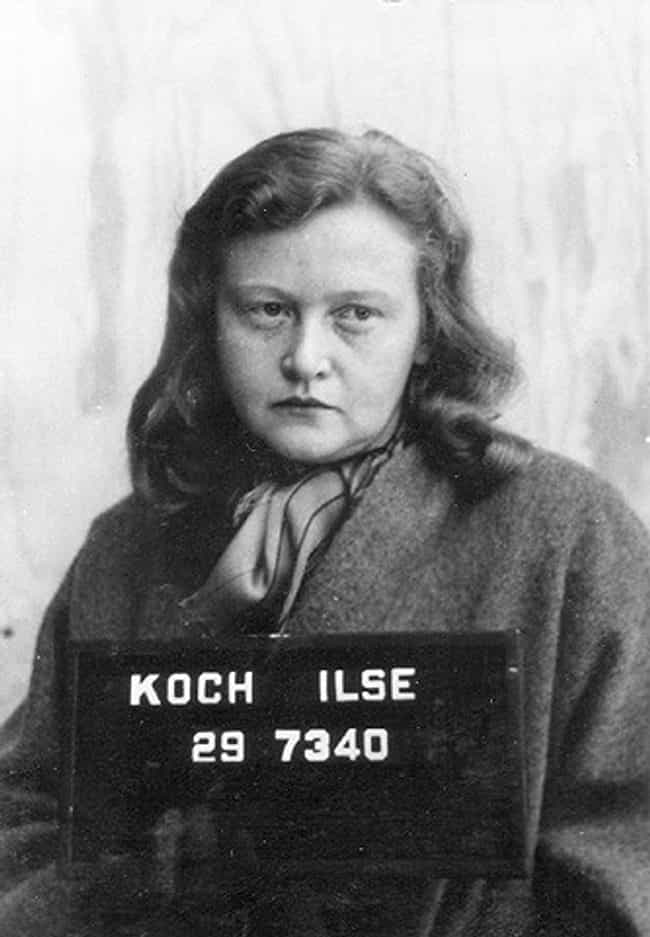 Ilse Koch is listed (or ranked) 3 on the list The 12 Most Brutal War Criminals Throughout History (And The Punishments They Got)