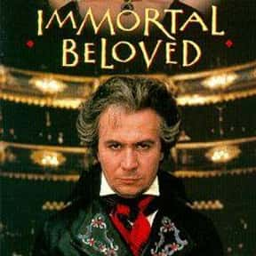 Immortal Beloved is listed (or ranked) 17 on the list The Best Gary Oldman Movies
