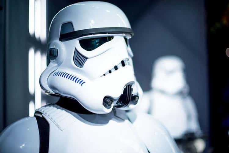 Stormtrooper Helmet - Star Wars films