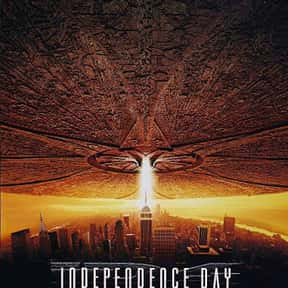 Independence Day is listed (or ranked) 13 on the list The Best Space Movies