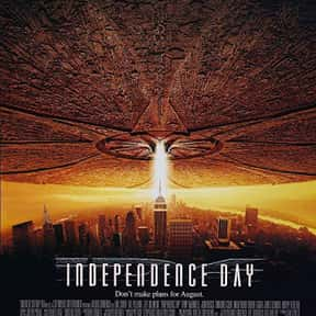 Independence Day is listed (or ranked) 10 on the list The Greatest Guilty Pleasure Movies