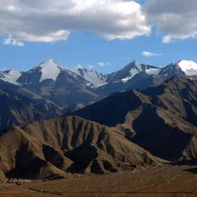 India is listed (or ranked) 22 on the list The Best Countries for Mountain Climbing