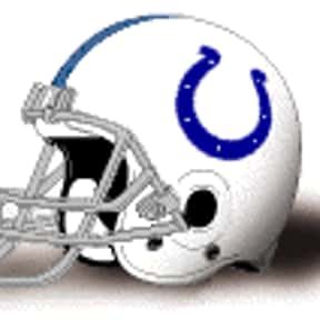 Colts is listed (or ranked) 24 on the list The Best Current NFL Helmets