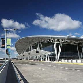 Indianapolis International Air is listed (or ranked) 6 on the list The Best U.S. Airports