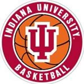 Indiana Hoosiers men's basketb is listed (or ranked) 22 on the list Basketball Teams with the Most Annoying Fans