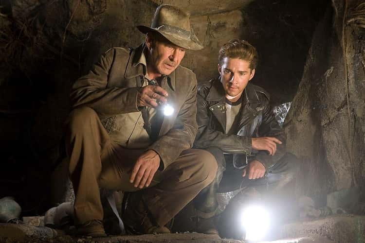 'Crystal Skull' Gave Indiana Jones A Son And Possible Successor, Which Only Made Harrison Ford's Version More Powerful