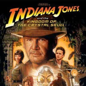 Indiana Jones and the Kingdom  is listed (or ranked) 26 on the list The Best Steven Spielberg Movies