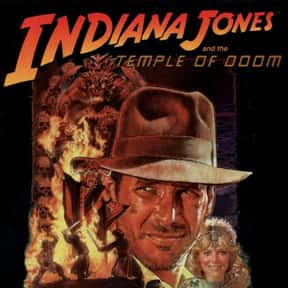 Indiana Jones and the Temple o is listed (or ranked) 6 on the list The Best George Lucas Movies