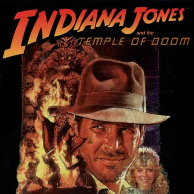 Indiana Jones and the Te... is listed (or ranked) 3 on the list The Best Movies (and Series) in the Indiana Jones Franchise, Ranked