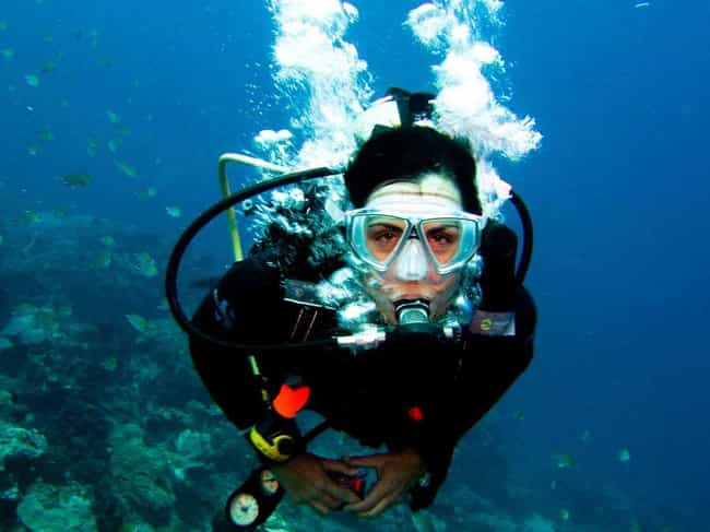 Indonesia is listed (or ranked) 1 on the list The Best Countries for Scuba Diving