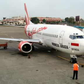 Indonesia AirAsia is listed (or ranked) 14 on the list All Indonesian Airlines