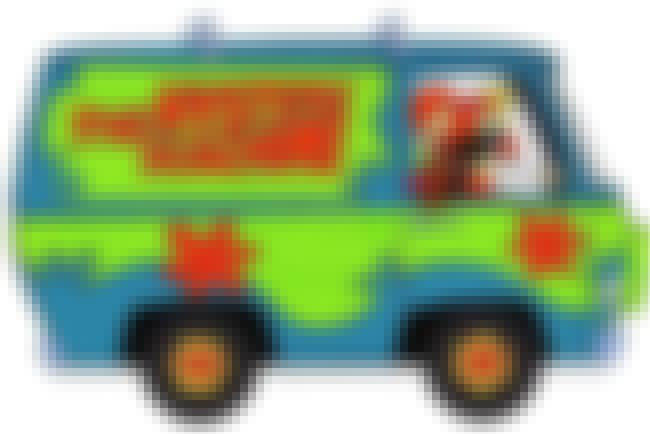 The Mystery Machine is listed (or ranked) 2 on the list The Best & Worst Cartoon Vehicles