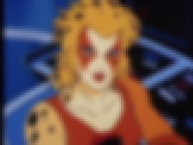 Cheetara is listed (or ranked) 2 on the list The Most Influential Characters in Furry History