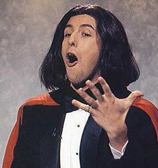 Opera Man is listed (or ranked) 1 on the list All of Adam Sandler's SNL Characters, Ranked