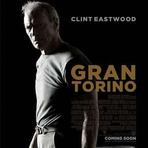 Gran Torino is listed (or ranked) 18 on the list The Greatest Car Movies Ever Made