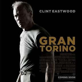 Gran Torino is listed (or ranked) 25 on the list The Best Movies About Tragedies