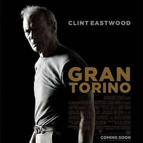 Gran Torino is listed (or ranked) 19 on the list The Most Woke Movies of All Time