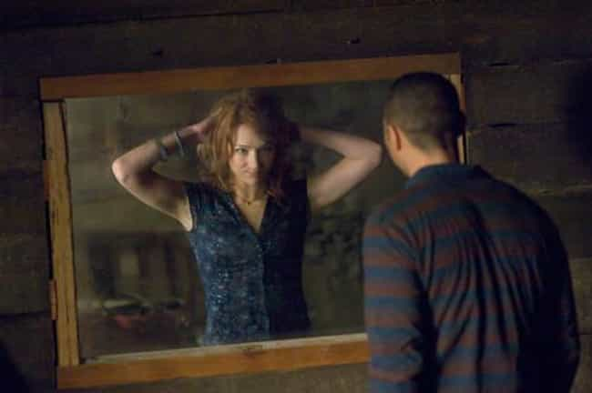 Something Weird is listed (or ranked) 4 on the list The Cabin in the Woods Movie Quotes