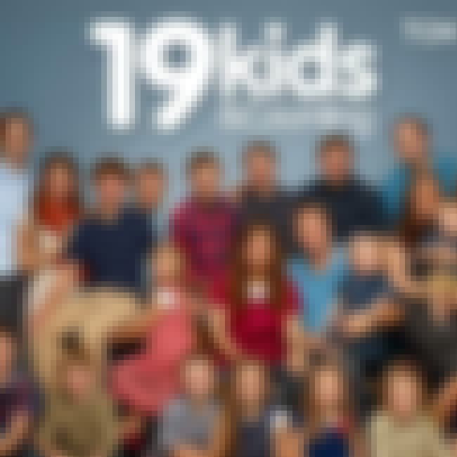 19 Kids and Counting is listed (or ranked) 3 on the list Totally Weird People on TV Programs