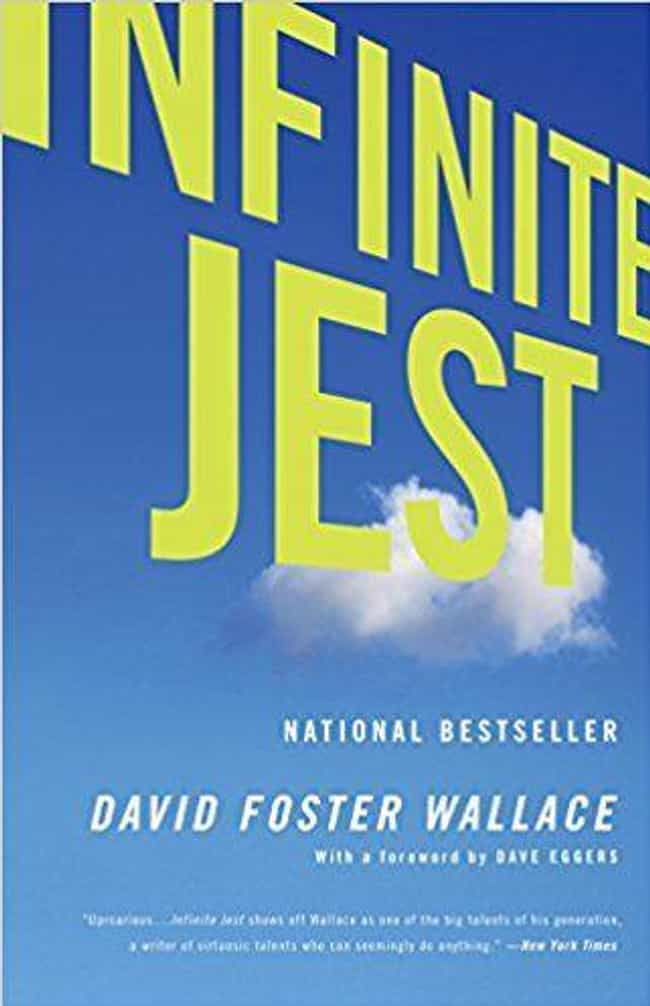 Infinite Jest is listed (or ranked) 8 on the list The Most Realistic Books About Drug Addiction