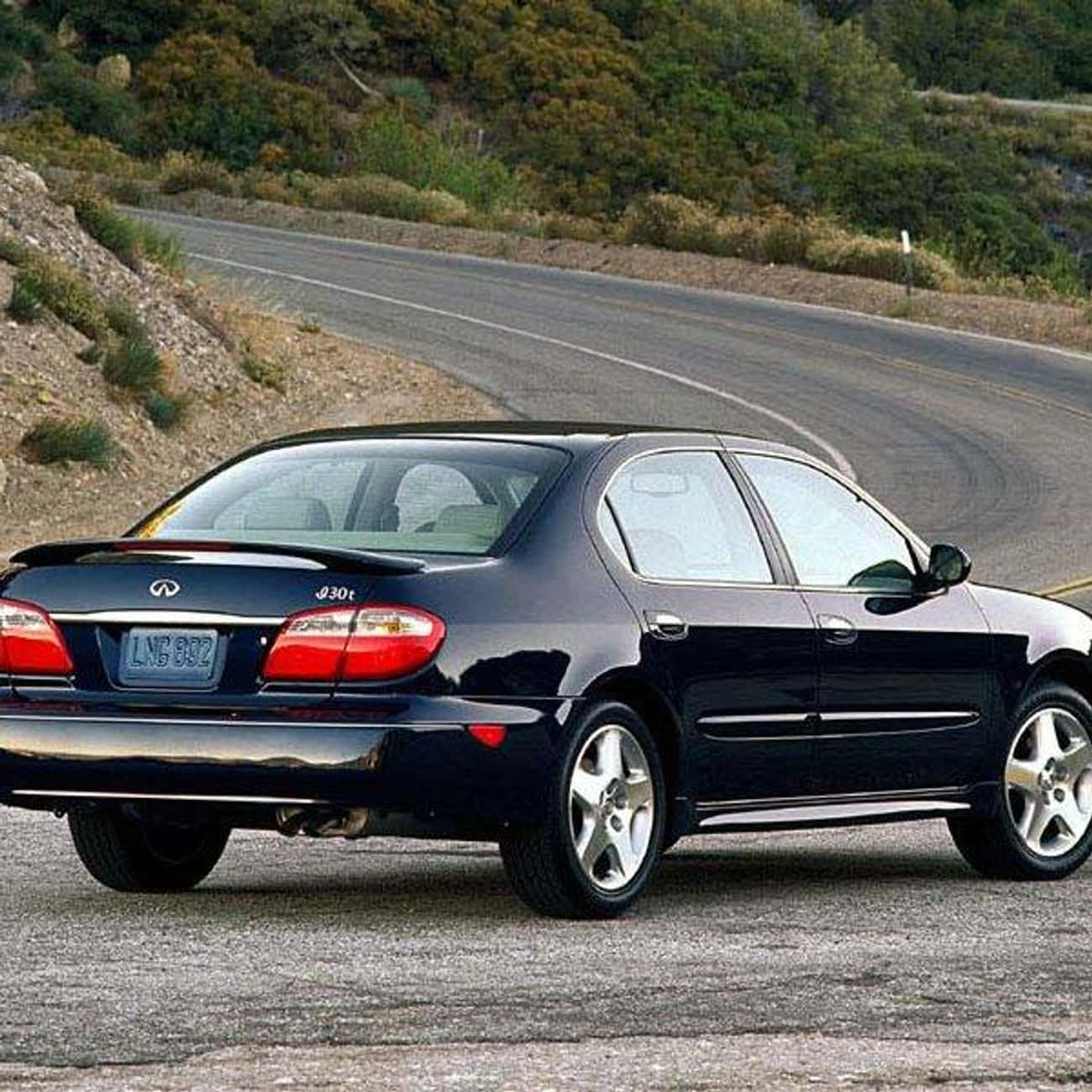 Infiniti I30 is listed (or ranked) 4 on the list Full List of Infiniti Models