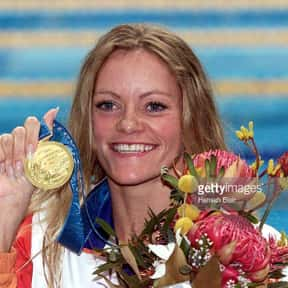 Inge de Bruijn is listed (or ranked) 3 on the list The Best Olympic Athletes in Swimming