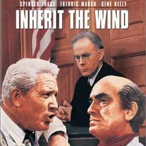 Inherit the Wind is listed (or ranked) 21 on the list The Greatest Legal Dramas Ever Made