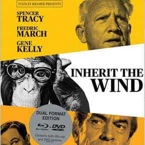 Inherit the Wind is listed (or ranked) 22 on the list The Best Courtroom Drama Movies