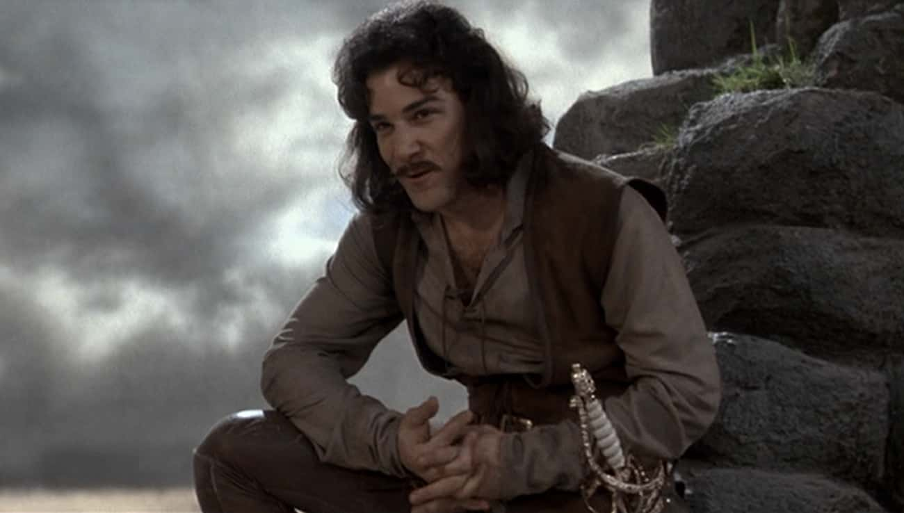 Inigo Montoya is listed (or ranked) 4 on the list The Best Fictional Characters Who Never Give Up