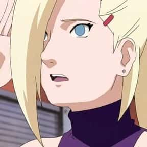 Ino Yamanaka is listed (or ranked) 22 on the list The Best Anime Characters With Blue Eyes