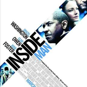 Inside Man is listed (or ranked) 2 on the list The Best Thriller Movies with a Hostage