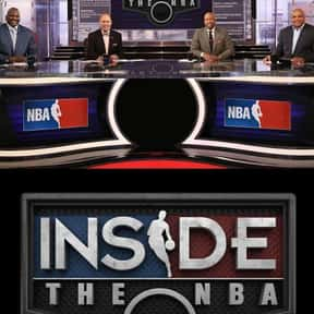 Inside the NBA is listed (or ranked) 1 on the list The Best Sports TV Shows