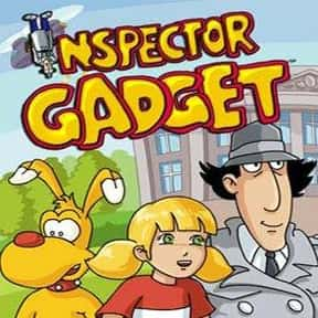 Inspector Gadget is listed (or ranked) 10 on the list The Best Saturday Morning Cartoons for Mid-'80s — '90s Kids