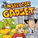 Inspector Gadget is listed (or ranked) 11 on the list The Best Kids Cartoons of All Time
