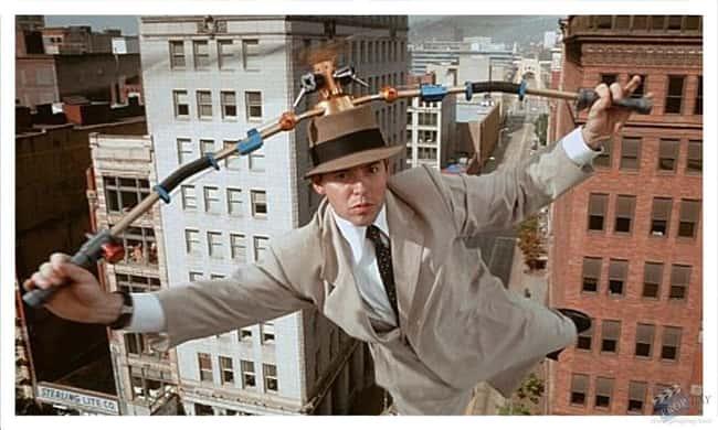 Matthew Broderick starring in Inspector Gadget Movies