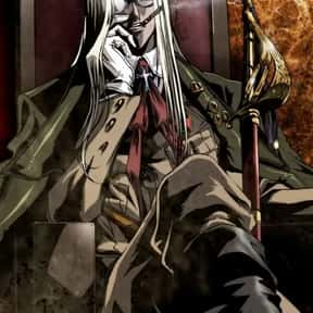 Integra Hellsing is listed (or ranked) 8 on the list The Best British Anime Characters