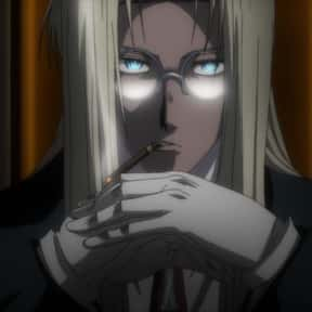 Integra Hellsing is listed (or ranked) 12 on the list The Greatest Anime Characters That Smoke