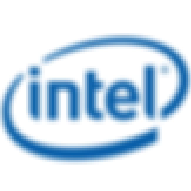 Intel is listed (or ranked) 6 on the list The Top 10 Best Global Brands 2012