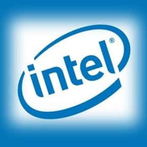 Intel is listed (or ranked) 5 on the list The Coolest Employers in Tech