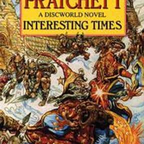 Interesting Times is listed (or ranked) 22 on the list The Best Terry Pratchett Books