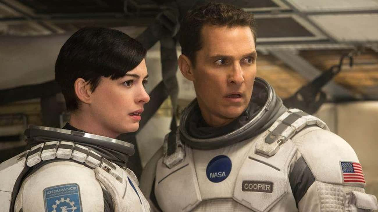 Interstellar is listed (or ranked) 3 on the list Sci-Fi Movies People Only Pretend To Understand