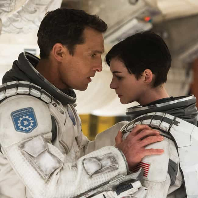 Interstellar is listed (or ranked) 1 on the list What To Watch If You Love 'Arrival'